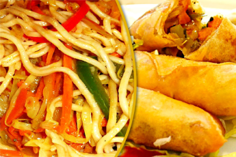 Chinese Food Home Delivery Udaipur